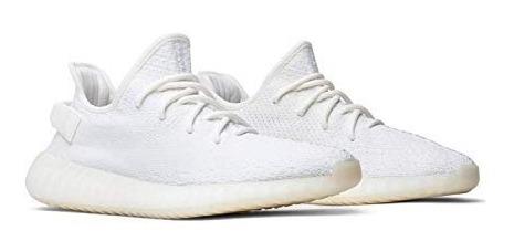 Zapatillas adidas Yeezy White Blancas Hombre Y Dama