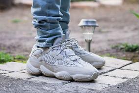 zapatillas yeezy no adidas