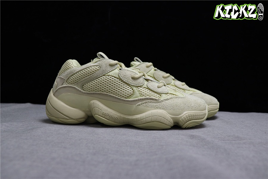 4b6fb4e5505b9 zapatillas adidas yeezy 500 super moon yellow - originales. Cargando zoom.