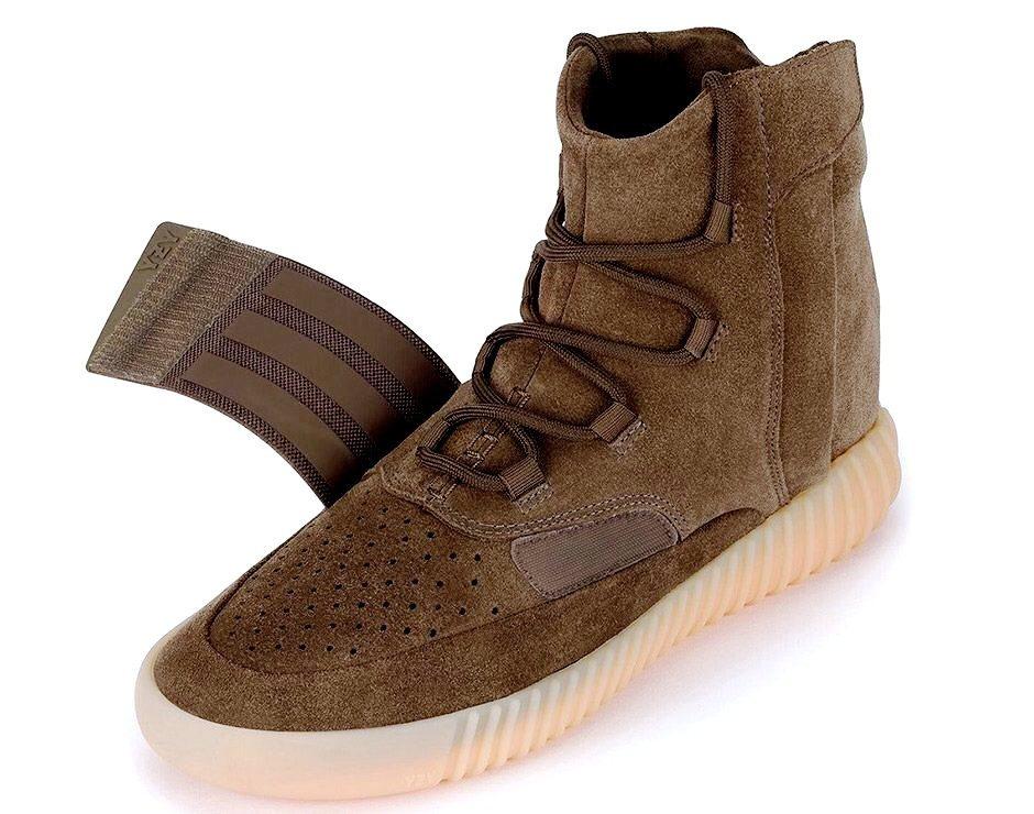 Kanye BoostChocolate Adidas 750 Yeezy Zapatillas SzqVMpGU