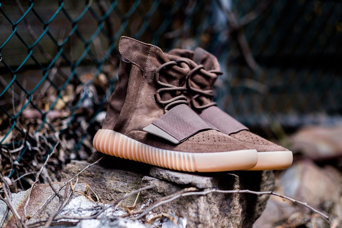 Adidas 750 BoostChocolate Kanye Zapatillas Yeezy rBoCedx