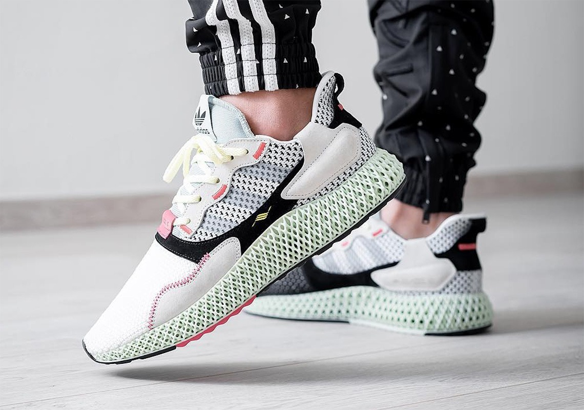 adidas zx 4000 4d mujer