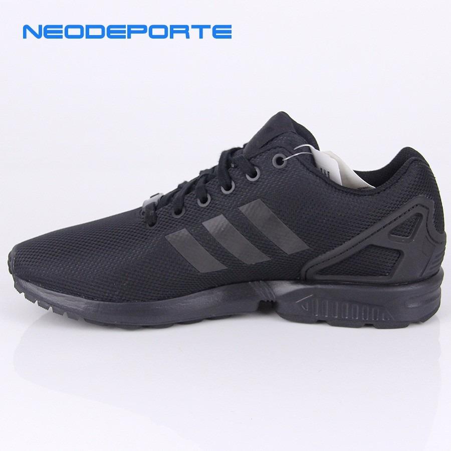 zapatillas adidas zx flux negras