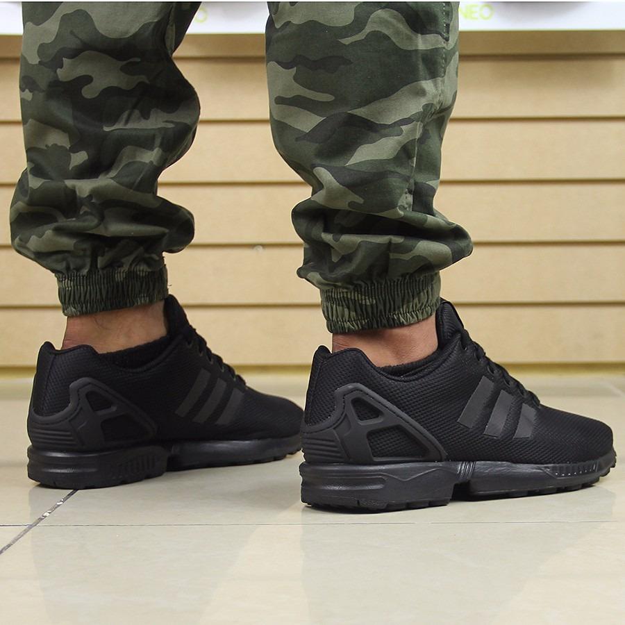 Zapatillas adidas Zx Flux 2016 Para Hombre En Caja Ndph