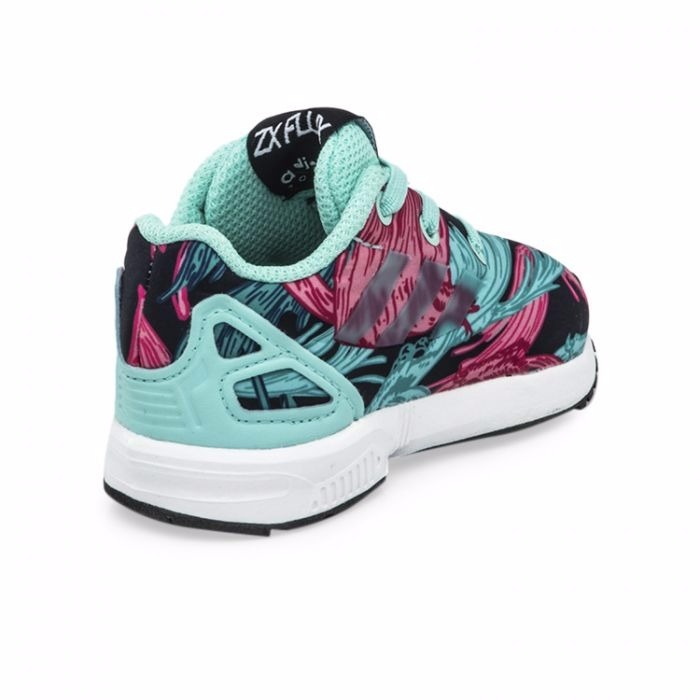 zapatillas adidas zx flux bebe
