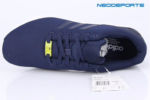 zapatillas adidas zx flux originales en caja us 7.5 ndph
