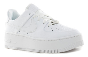zapatillas mujer blancas nike