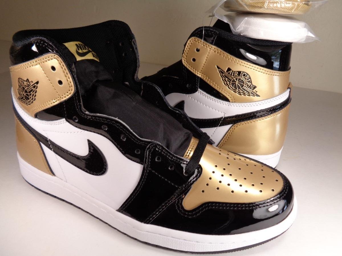 21582e1bf106 gold toe 1s 2019 Zapatillas Air Jordan 1 Retro High Nrg  gold Toe  -