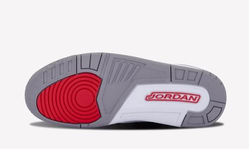 zapatillas air jordan 3 retro | true blue 2013 100% original