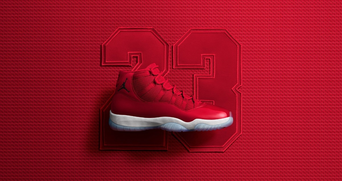 huge discount ea40b 89bd8 zapatillas air jordan retro 11 win like 96. Cargando zoom.