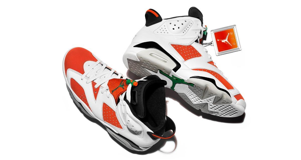 ... authentic zapatillas air jordan retro 6 like mike gatorade. cargando  zoom. f5123 046a6 4d0392218