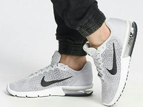 Nike Air MAX Sequent 2 (GS), Zapatillas de Trail Running