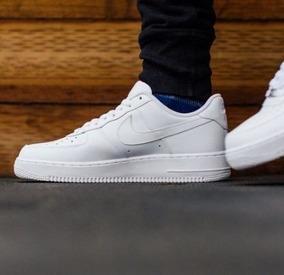 Zapatillas Airforce Hombre Mujer Color Blanco