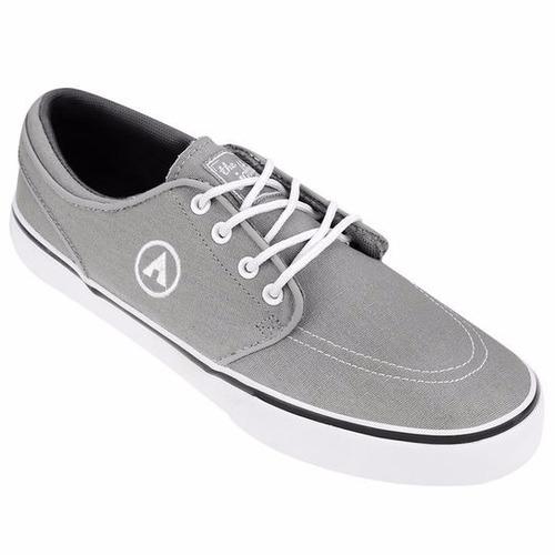 zapatillas airwalk eighty six gris hombre nuevo classic