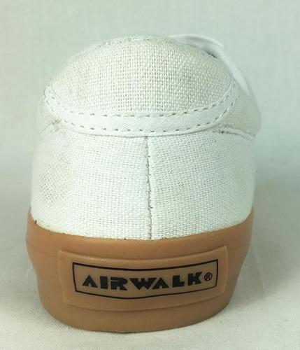 zapatillas airwalk ntx hombre mujer suela marròn nº 34 al 44