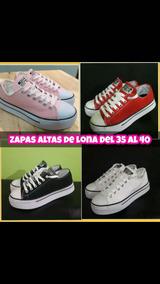 b6e7245cd Zapatillas Converse Por Mayor Y - Ropa y Accesorios en Mercado Libre ...