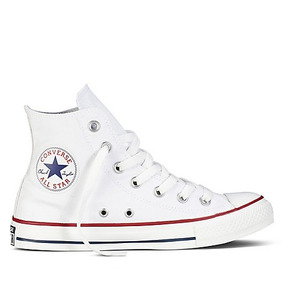 Zapatillas All Star Converse Botines Blancas Originales
