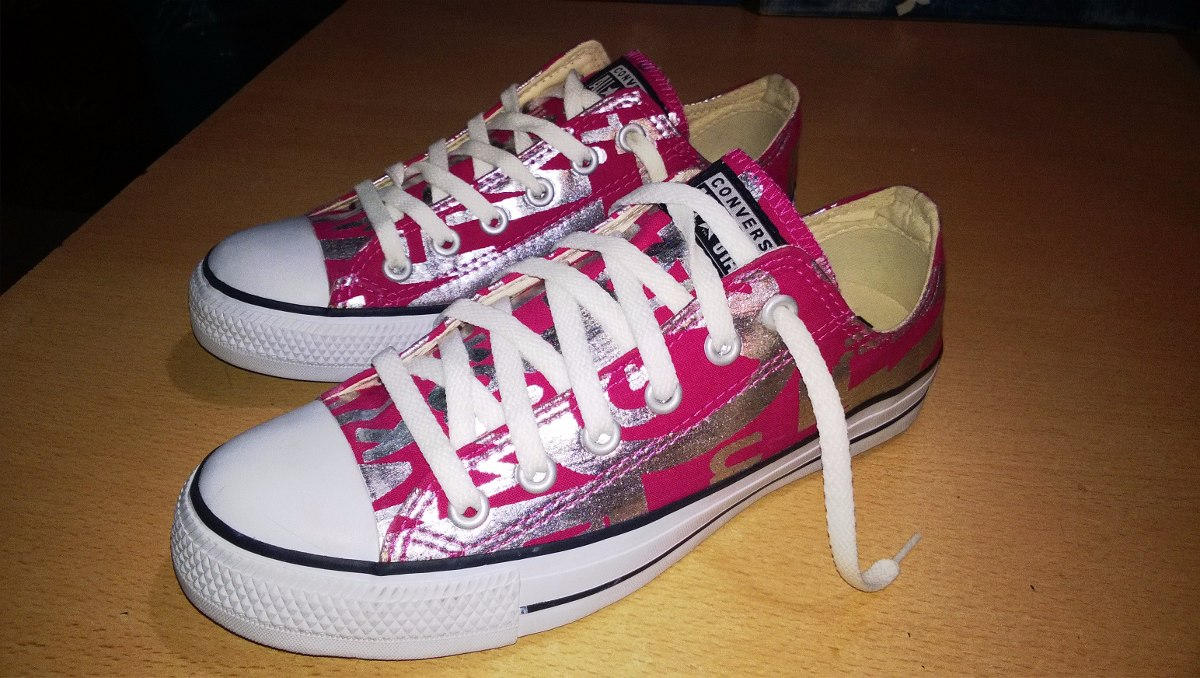zapatillas converse mujer 2015 mercadolibre