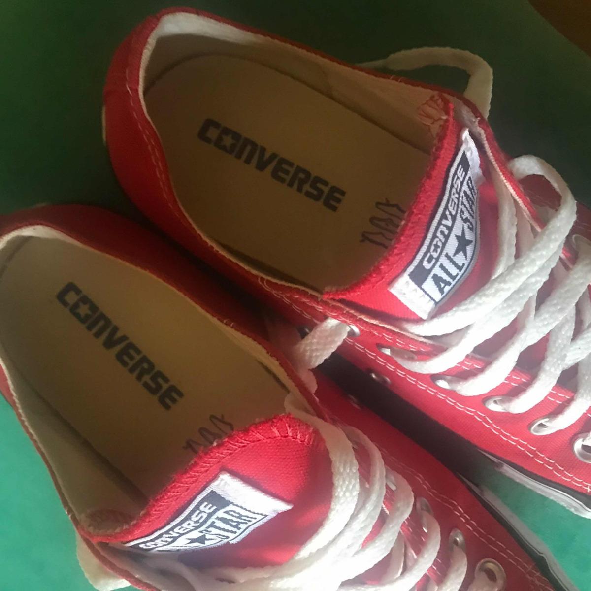 6544f89f4a5 zapatillas all star converse talle 39 originales nuevas. Cargando zoom.