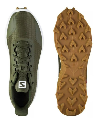 zapatillas alpha cross running senderismo hombre salomon