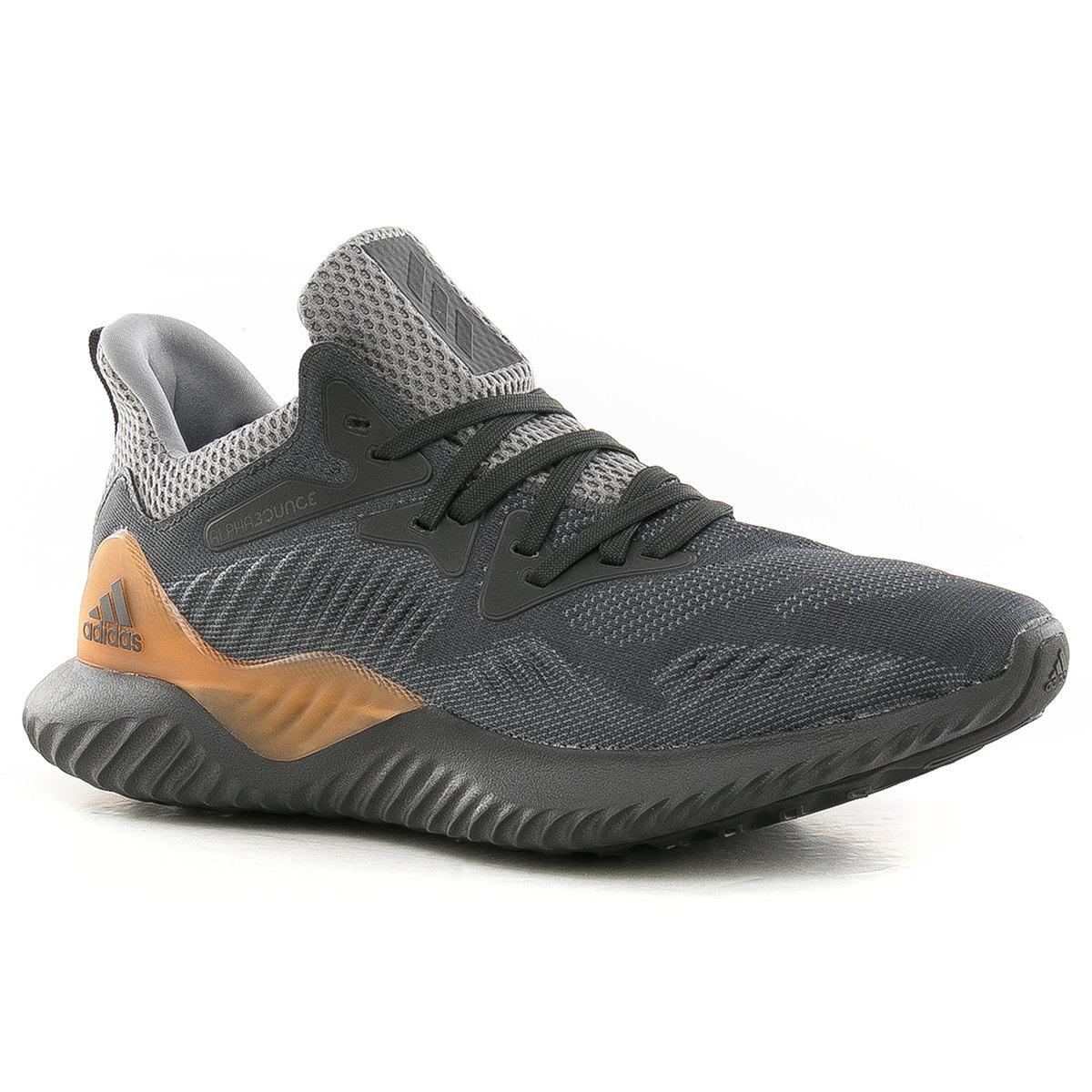 cheaper 4f67d cb93a zapatillas alphabounce beyond negro adidas. Cargando zoom.