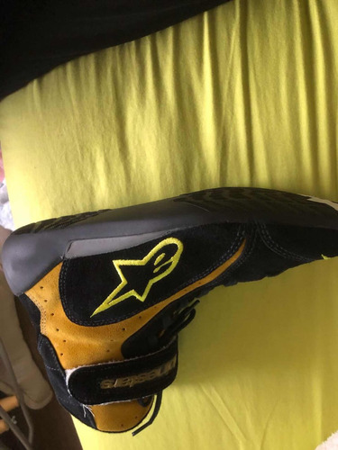 zapatillas alpinestar , fía , talla 7.5