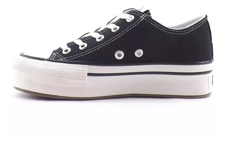 all star converse mujer altas
