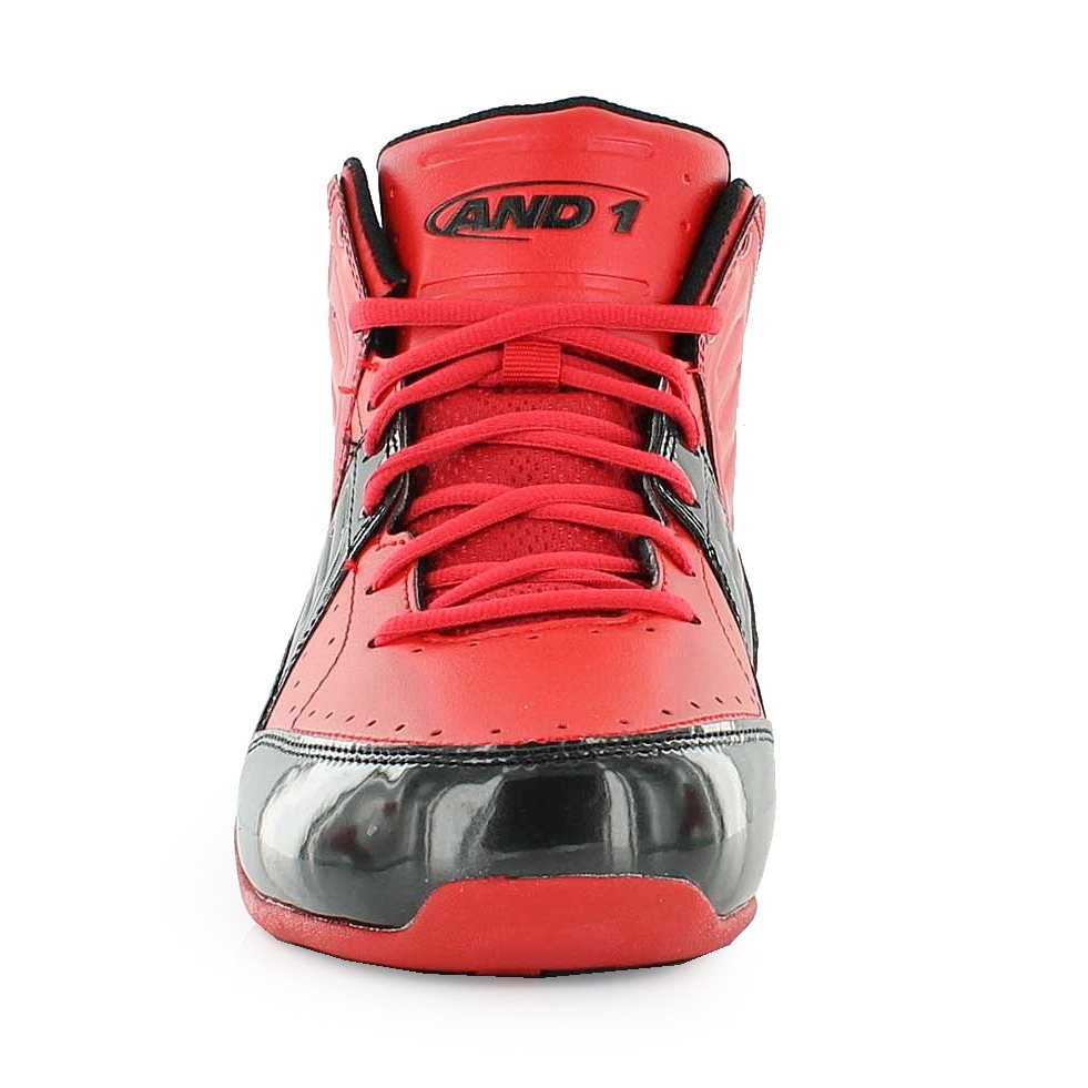 6d11a5759b3 Zapatillas Botas And1 Basket Modelo Rocket 4 Basquet Hombre ...