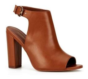 compra original detalles para mejor elección Zapatillas Andrea Botines Abiertos Café 2505589 Mod. 751