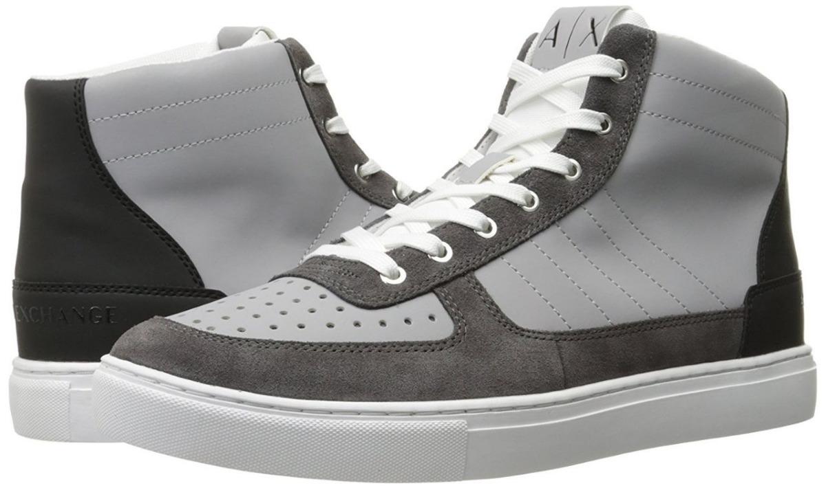 bb5caf1834a4 Zapatillas Armani Exchange Hombre -   80.000 en Mercado Libre