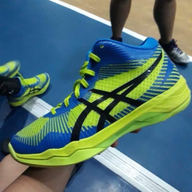 zapatillas voleibol asics hombre
