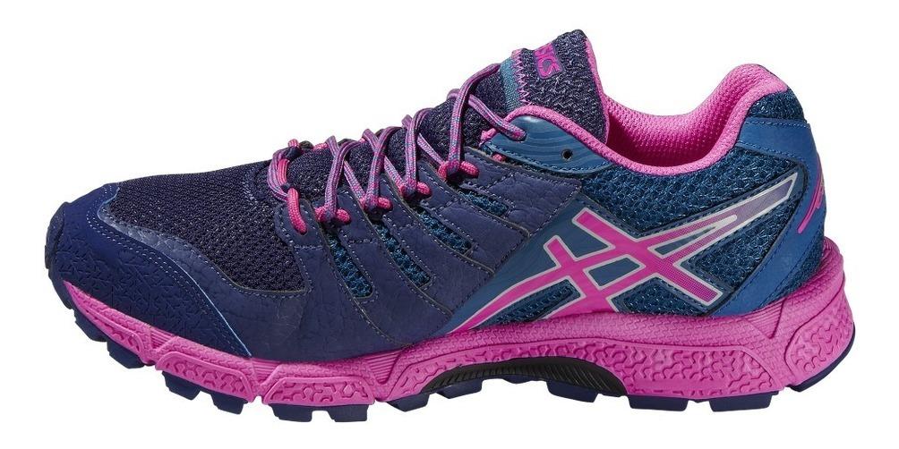 Zapatillas Asics Fuji Attack De Mujer Para Trekking
