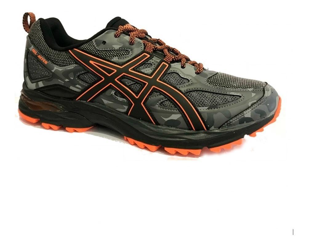 zapatillas running hombre trail asics