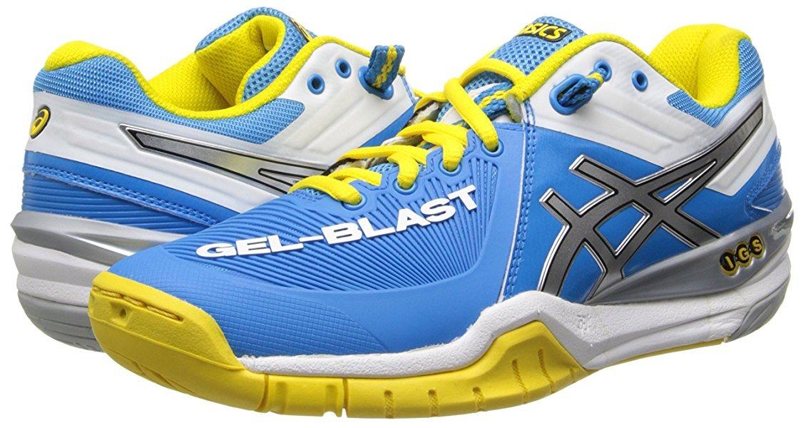 1e0a30660 Zapatillas Asics Gel Blast Handball Tenis Voley