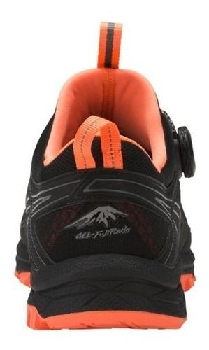 zapatillas asics gel-fuji rado  trail hombre