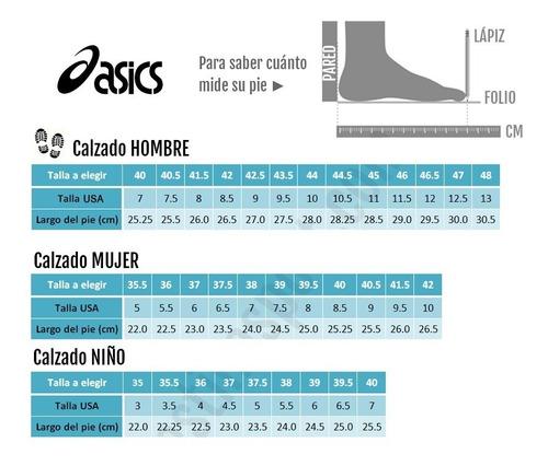 zapatillas asics gel-fuji trabuco 6 trail hombre