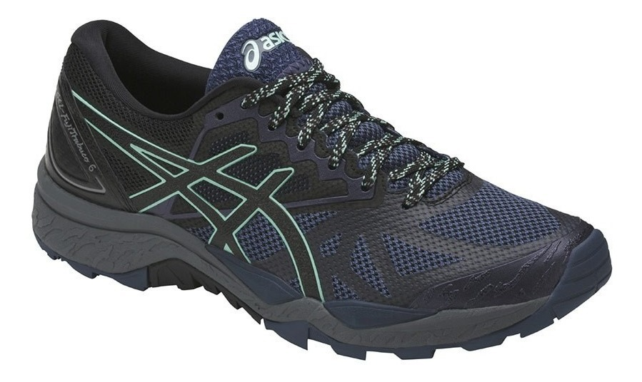asic trail mujer