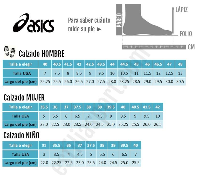 Zapatillas Asics Gel gamepoint Handball Voley Cm 25.25
