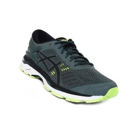 79e93fc75d5 Zapatillas Asics Gel Kayano 24 Verde negro Hombre Running -   3.900 ...