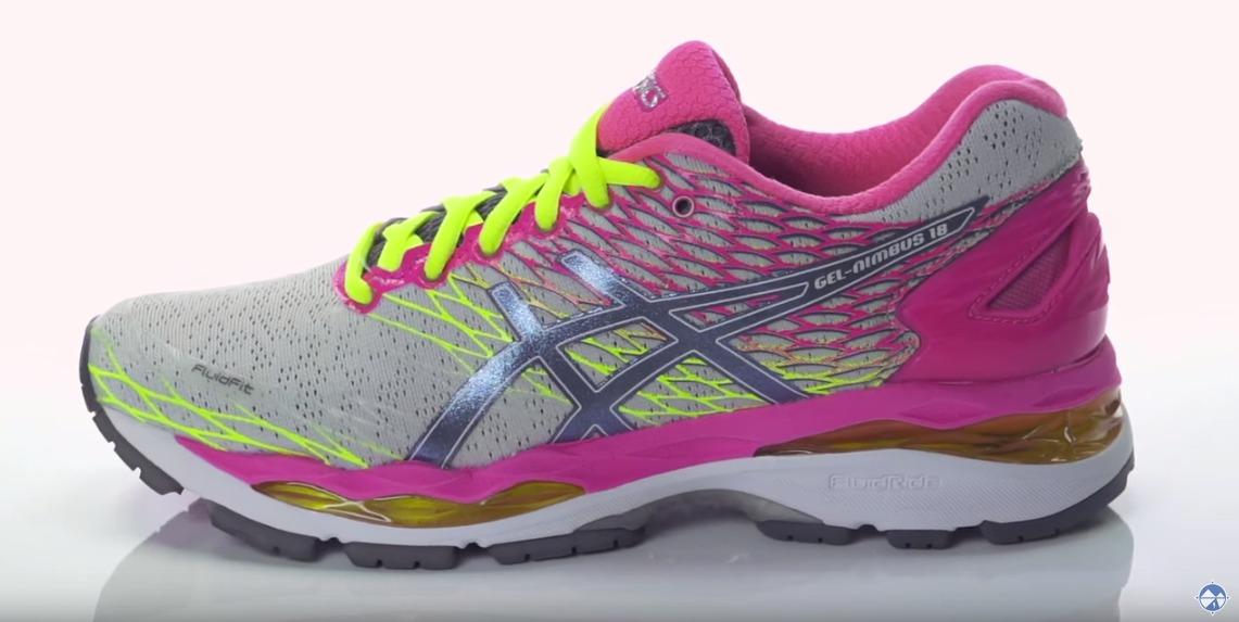 b8a289102de Zapatillas Asics Gel Nimbus 18 Mujer Originales Running - $ 4.499,00 ...