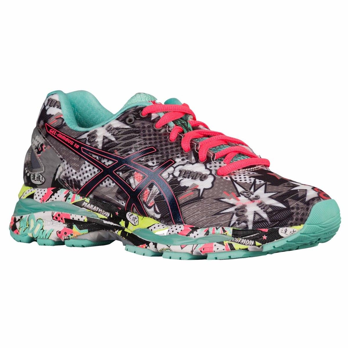 zapatillas mujer running asics nimbus