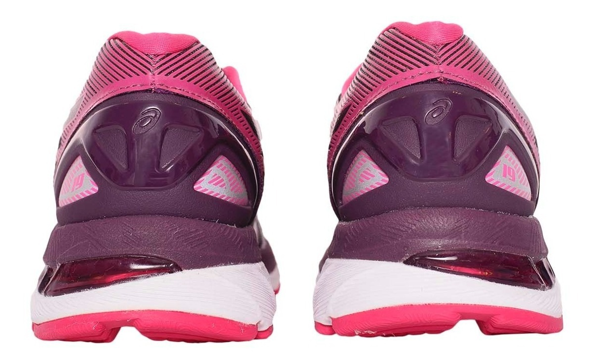 differently 4a6a7 b2bb3 Zapatillas Asics Gel-nimbus 19-t750n-9020- Open Sports