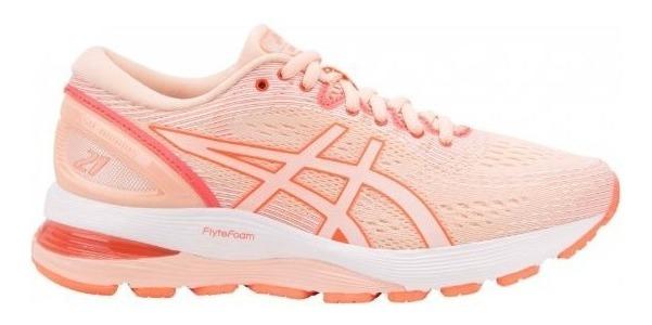 asics rosa running