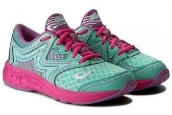 zapatillas asics noosa niña running