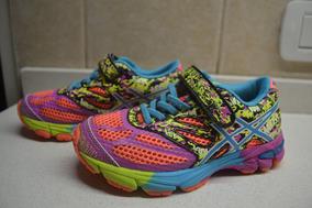 cd1816dbc Asic Gel Noosa Tri 9 - Zapatillas Asics Running para Niñas en ...