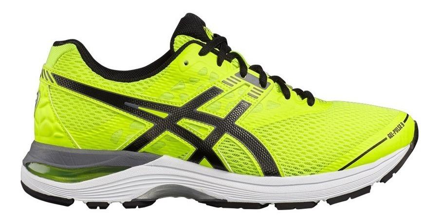 zapatillas de running de hombre gel-pulse 9 asics ideal