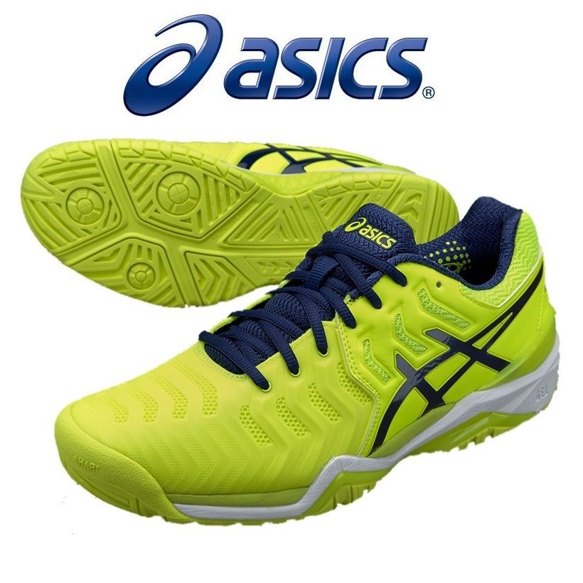2e3f8ead0 zapatillas asics gel resolution 7 tenis padel handball. Cargando zoom.