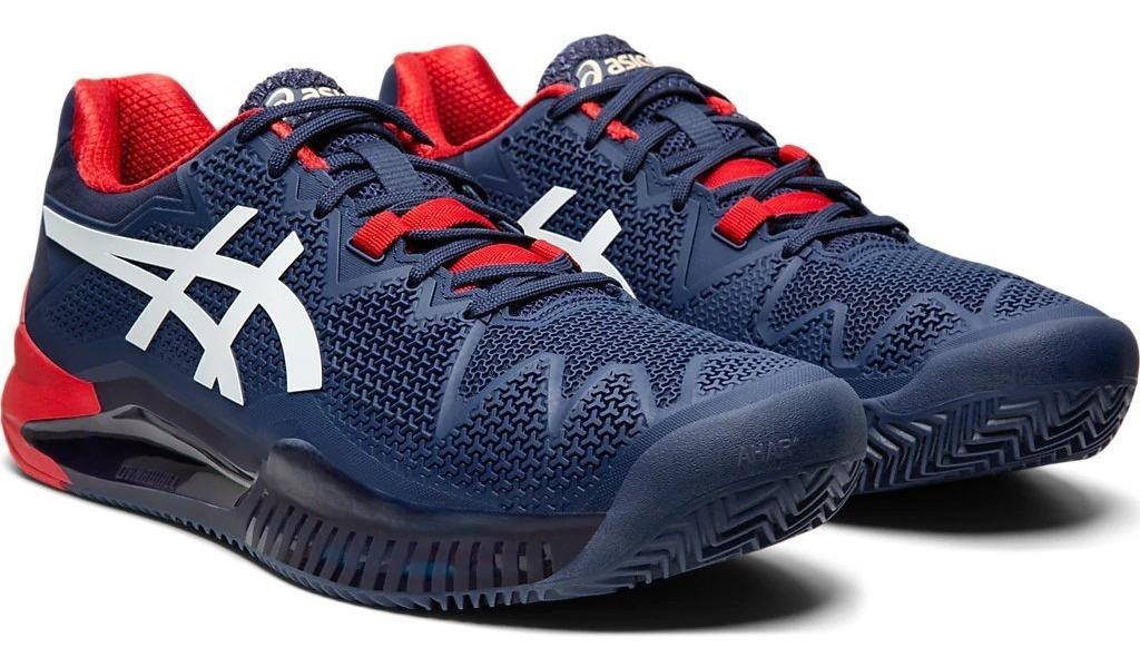 Zapatillas Asics Gel Resolution 8 Clay Tenis-padel Hombre