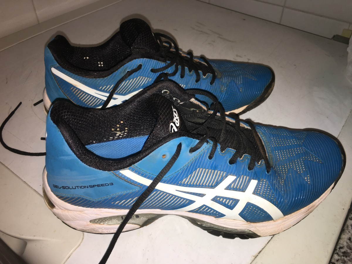 c8265f720609b zapatillas asics gel solution speed 3 (tenis). Cargando zoom.