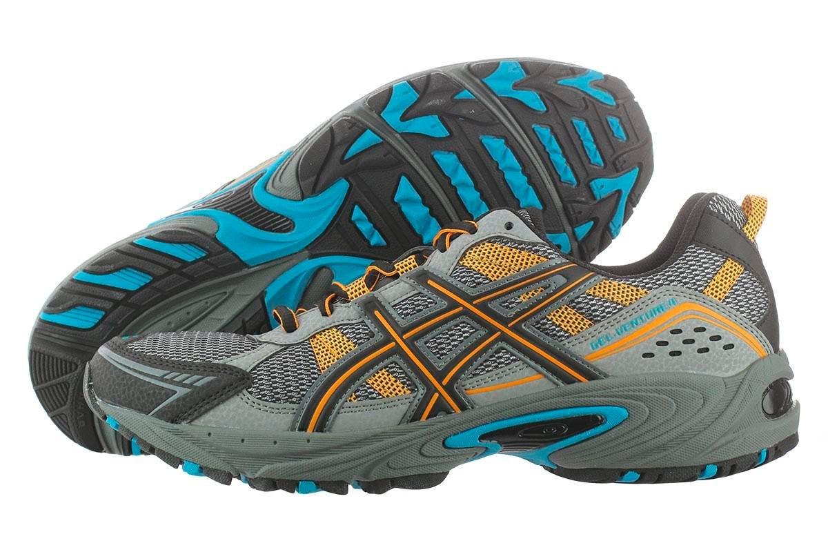 zapatillas de montaña hombre asics